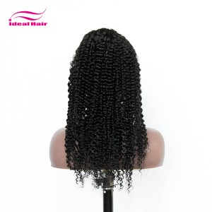 13x6 Lace Front Wig Curly Wave 150% Density