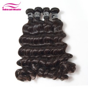 Indian hair loose wave