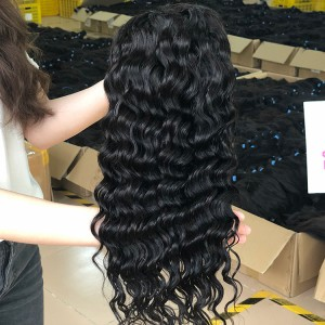 150% Lace Front Wig Loose Wave