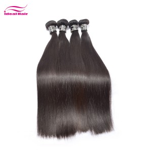 Indian hair natural straight