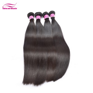 Malaysian hair natural straight