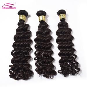 Peruvian hair deep wave