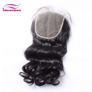 Lace closure 5X5 loose wave