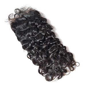 Lace closure 4*4 deep wave