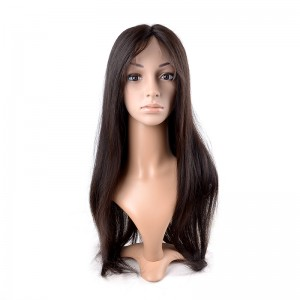 150% Lace front wig Straight