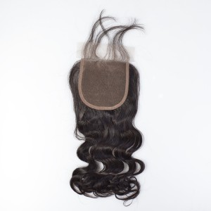 New hair lace closure 4*4 loose wave