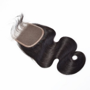 New hair lace closure 4*4 body wave